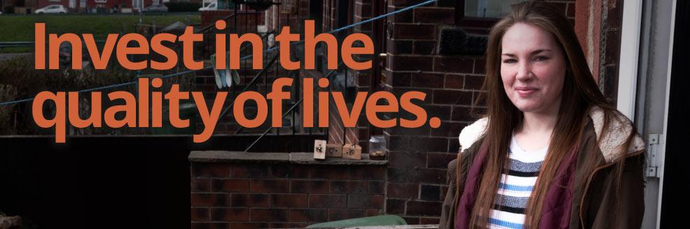 Help us transform 6 houses into homes